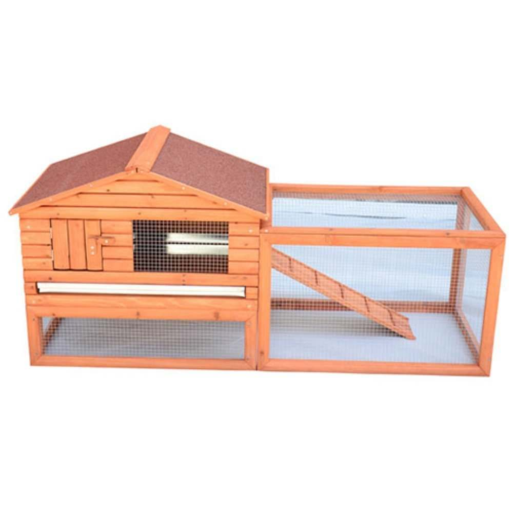 Awesome chewable homes for degus animal hub for Guinea pig outdoor run plans