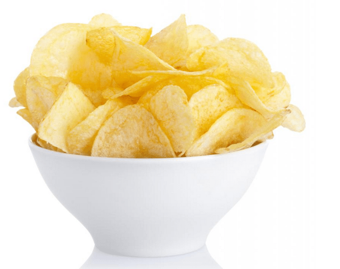 Can Dogs Eat Potato Chips