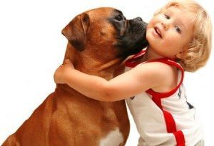 Can Kids Ever be Left Alone with Pets – for the Pet's Sake?