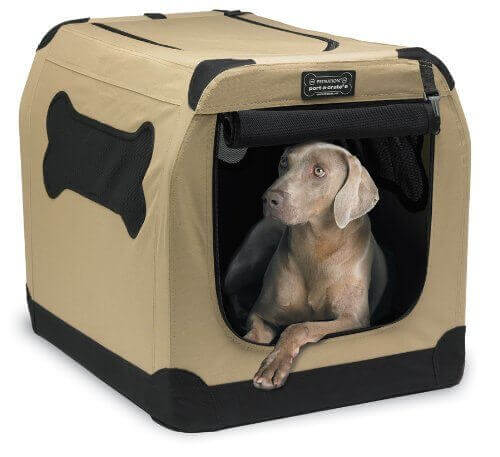 Soft Dog Crate
