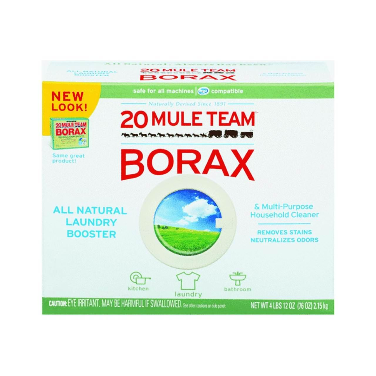 Twenty Mule Team Natural Laundry Booster & Multi Purpose Cleaner