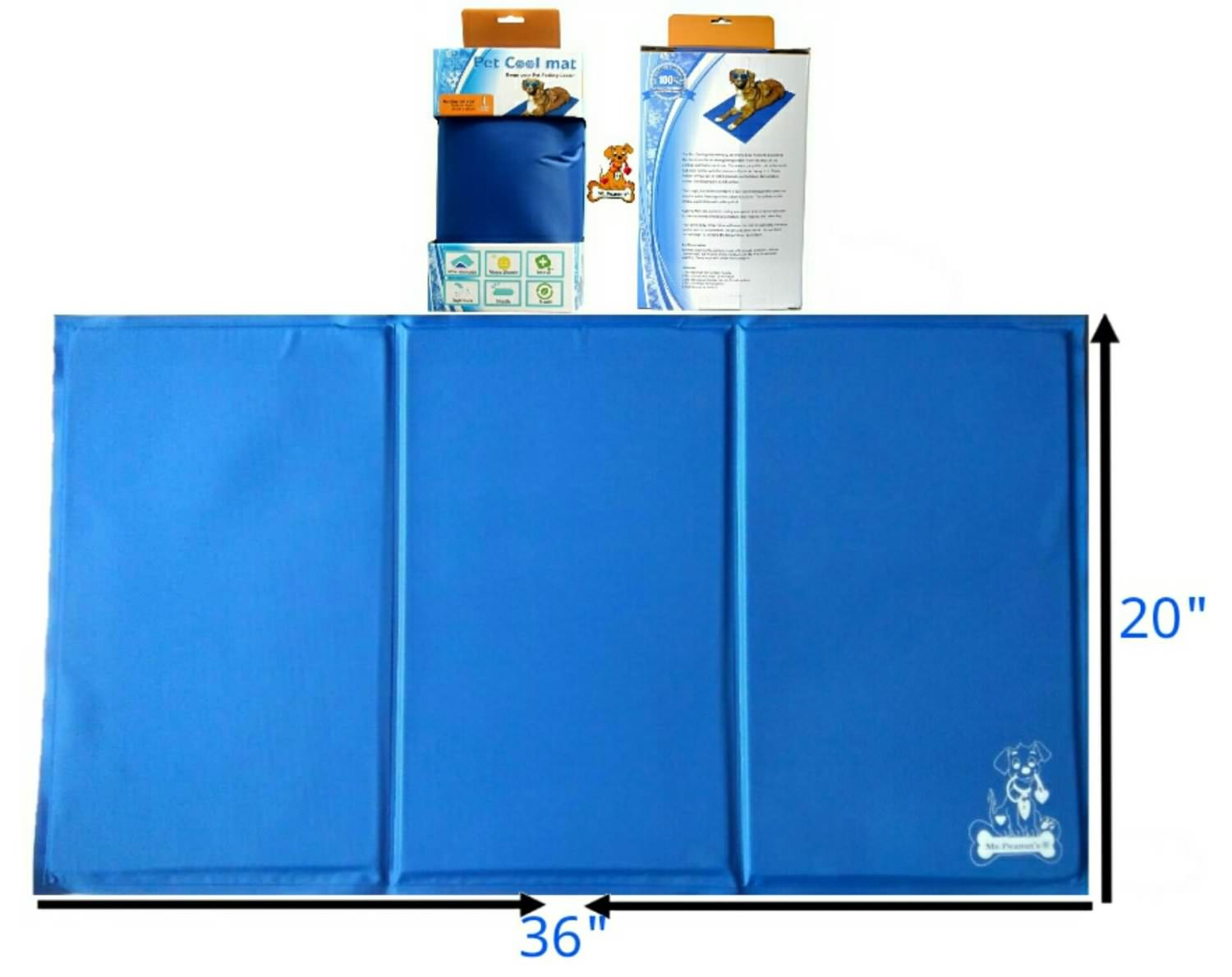 Best Kennel Flooring Cooling Kennel Pad