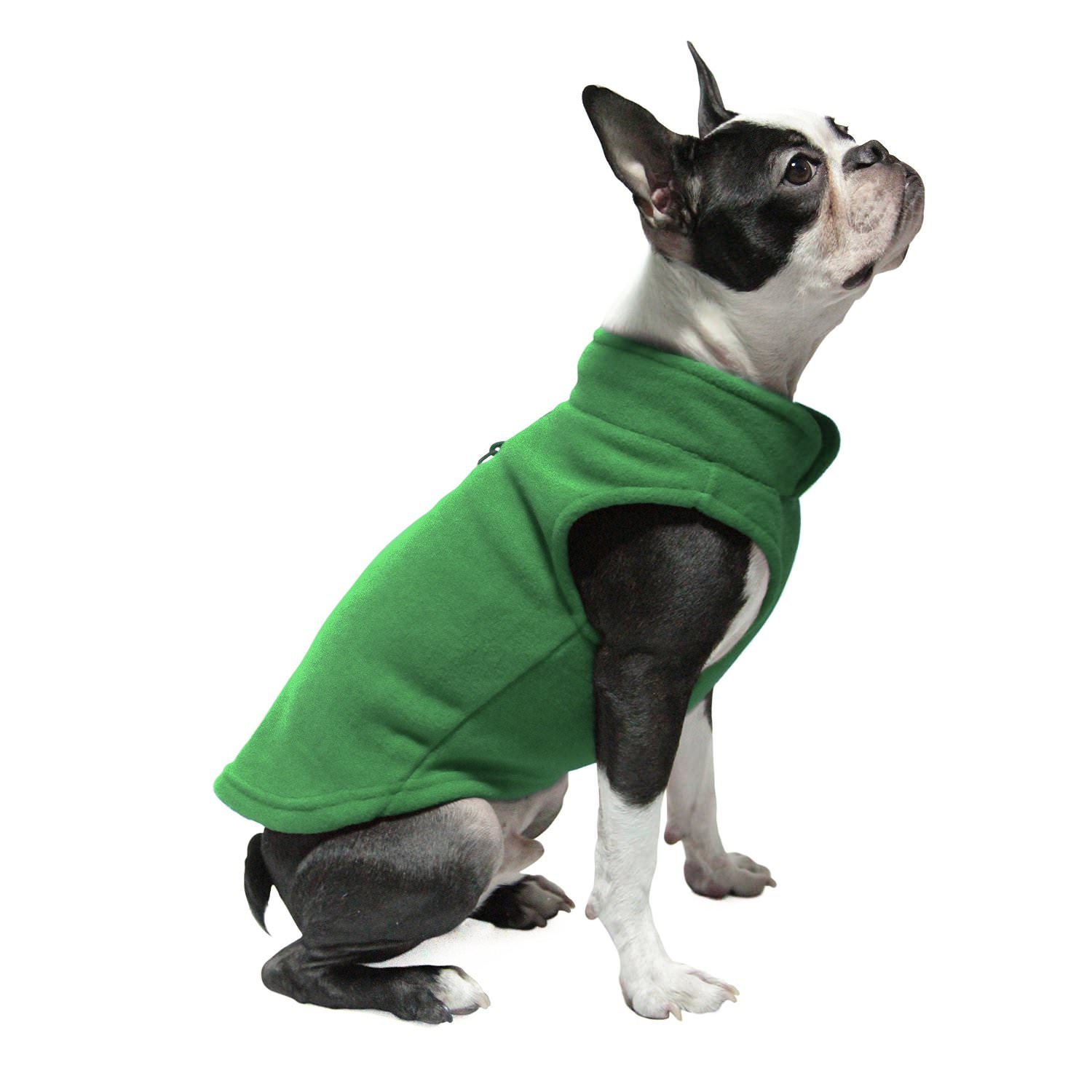 Gooby Every Day Fleece Cold Weather Dog Vest