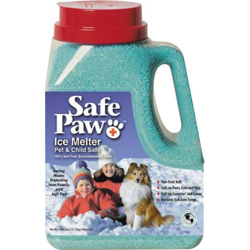 Safe Paw Non-Toxic Ice Melter Pet Safe