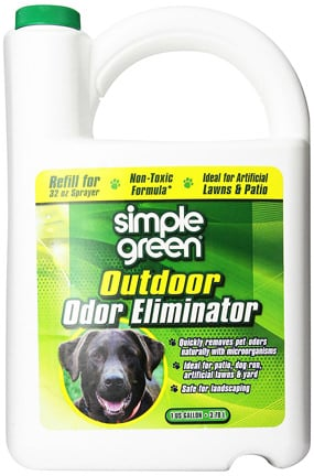 Simple Green Outdoor Odor Eliminator
