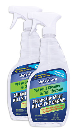 Veticure Pet Area Disinfectant